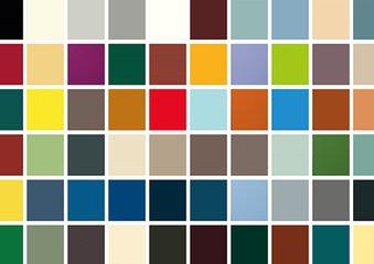 Patchwork vloerkleed kleuren