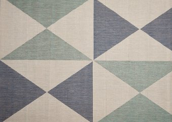 Patchwork vloerkleed outdoor