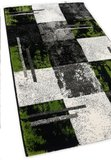 Vloerkleden retro look Fleur 923 Groen_