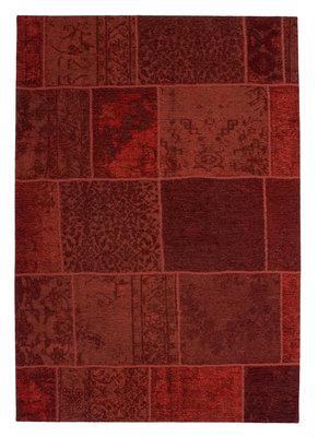 Rood vintage vloerkleed Charme 760 Rood