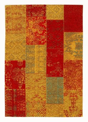 Vintage vloerkleed multicolor New York 598 Multi