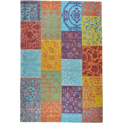 Dalyan karpet Patch Vintage Multi