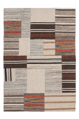 Vloerkleed en karpet gemaakt van wol Rowena Naturel