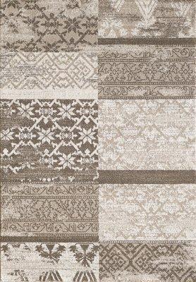 Tapijten en vloerkleden Borneo 1612 Beige