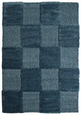 Vloerkleden en karpetten Palu 1902 Blauw