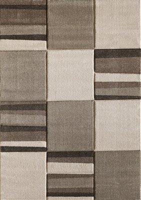 Design vloerkleden en karpetten Alor 1503 Creme