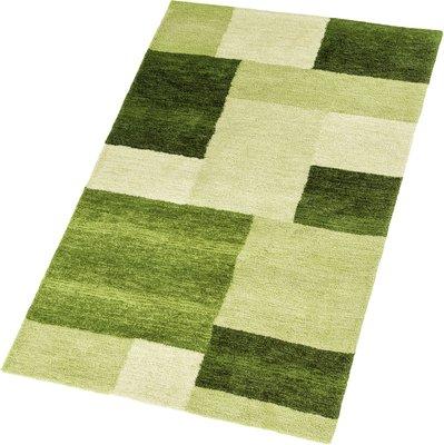 Hoogpolig tapijt Living 151/030 kleur Groen